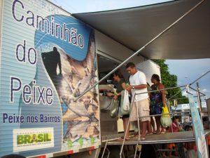 Caminhão do Peixe