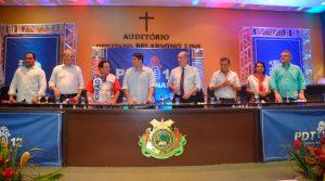 Ciro,-André-Figueiredo-e-Weverton-em-Manaus---julho-de-2016