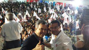 Convenção de Silva Neto PDT-Araci Divulgação