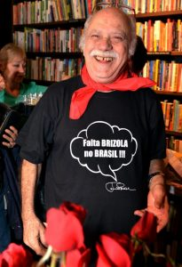 DSC_2364  Tonico Pereira  - Livro MEU AVÔ LEONEL - Julho 2016 - Foto CRISTINA GRANATO