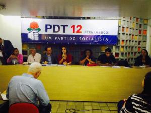 Pré-candidatos do PDT recebem orientações jurídicas