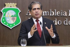 Presidente da Assembleia Legislativa do Ceará, deputado Zezinho Albuquerque (PDT)