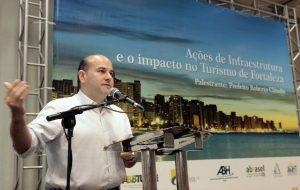 Roberto Cláudio empolga integrantes do trade turístico com fala sobre avanços da gestão