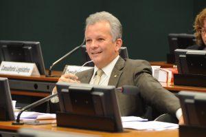 Deputado federal André Figueiredo.