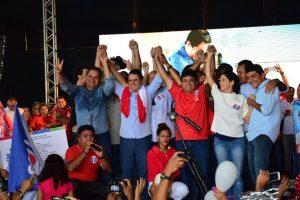 Edivaldo Holanda Jr. è oficialmente candidato a reeleição em São Luís do Maranhão