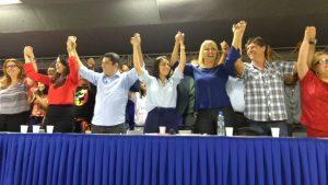 Lançamento da candidatura do ex-juiz Julier Sebastião à Prefeitura de Cuiabá