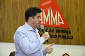 Sargento Rodrigues defende primeiro emprego