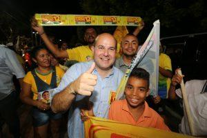 Roberto Cláudio afirma que quer uma Fortaleza mais igual e melhor para todos