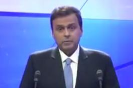 Carlos Eduardo no primeiro debate