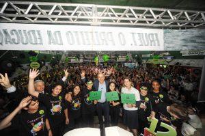 Com Gustavo Fruet, Curitiba alcança a melhor educação básica do País