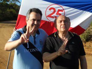 Félix Júnior e Humberto Leite - Santo Antônio de Jesus - 11-09-2016 -