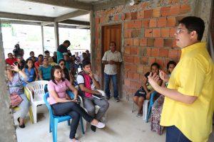 Hissa Abrahão afirma que Zonas urbana e rural de Manaus têm saneamento básico questionável