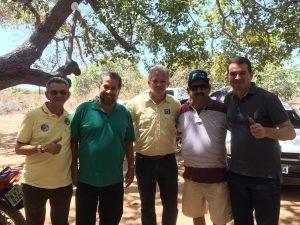 Frank Gomes desponta como favorito em Itaiçaba (CE)