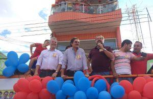 Lupi-e-André-Figueiredo-ratificaram-competência-de-candidato-no-Ceará