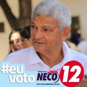 Manoel Neco sobe nas pesquisas em Jaboatão dos Guararapes, no Recife