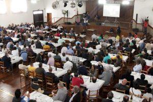 Edson Néspolo promove reunião com apoiadores em Caxias do Sul
