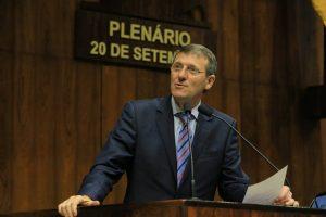 Gilmar Sossella homenageia cinquentenário do Movimento Tradicionalista Gaúcho