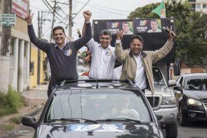 """""""As ruas da Serra querem mudança"""", afirma Sergio Vidigal"""