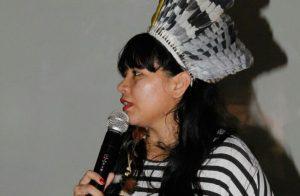 Cacique Kamila Prestes, da etnia Mura