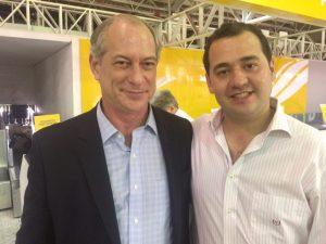 Ciro apoia eleição de Ricardo Silva para prefeito de Ribeirão Preto (SP)