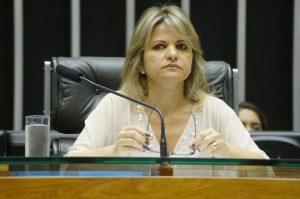 Deputada Flávia Morais (PDT-GO)