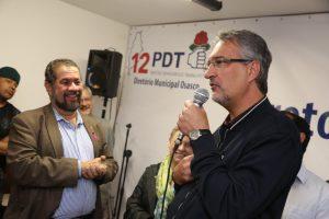 Lupi declara apoio a Jorge Lapas em Osasco