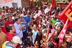 Edivaldo Holanda encontra com moradores e lideranças políticas na Zona Rural de São Luís (MA