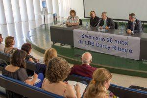 Seminário 20anos LDB Darcy Ribeiro