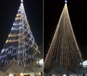 Árvore de Natal de Mirassol 2016