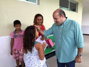 Roberto Cláudio, prefeito reeleito em Fortaleza (CE)