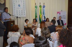 Carlos Eduardo Alvez empossa Conselho Municipal dos Direitos da Mulher para biênio 2016/2018