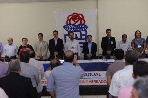 Com Lupi, PDT reúne prefeitos, vice-prefeitos e vereadores eleitos na Bahia