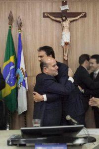 Posse do prefeito de Fortaleza (CE) Roberto Cláudio